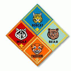 Cub Scout Signals